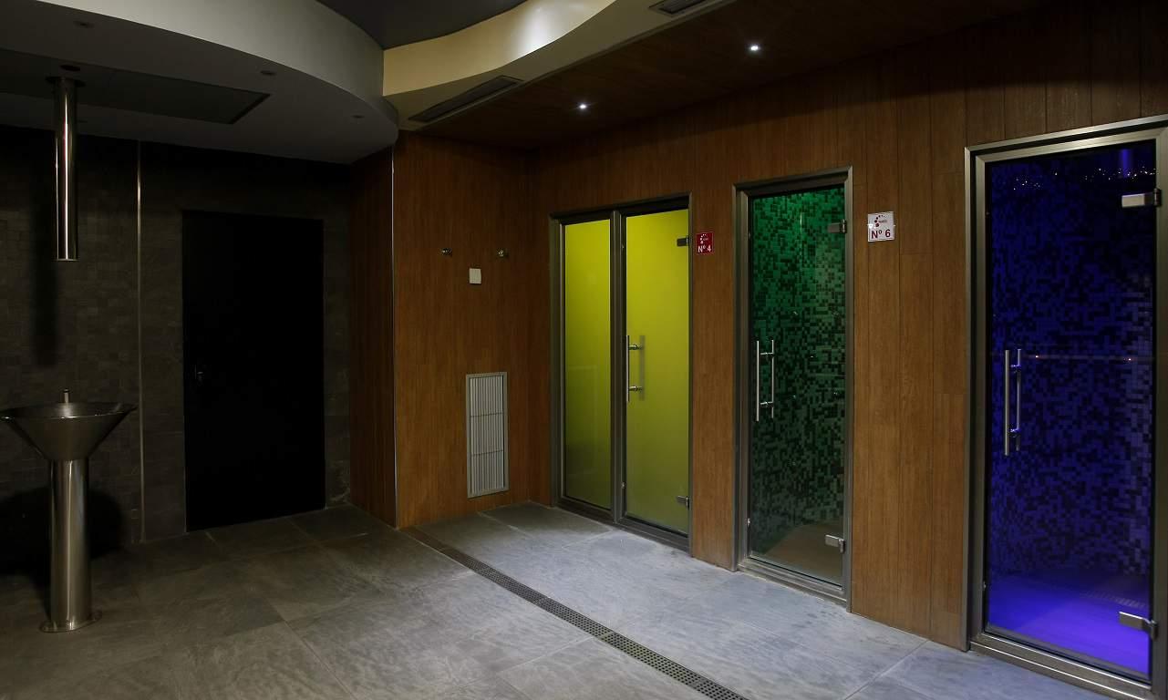 Hotel Real Jaca Cromaterapia