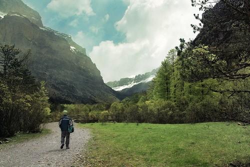 actividades en el pirineo aragones