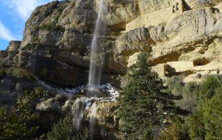 cascada en el pirineo aragones