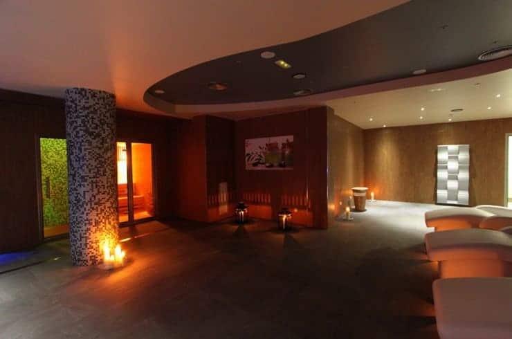 spa del hotel real jaca