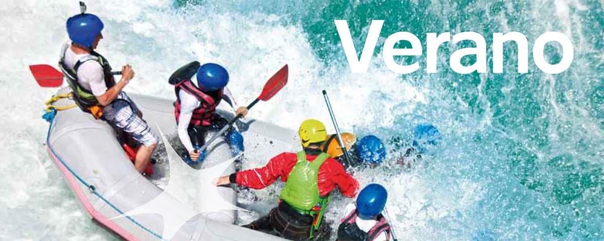 deportes de aventura en el pirineo aragones