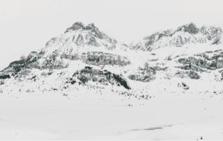 nieve en pirineo aragones